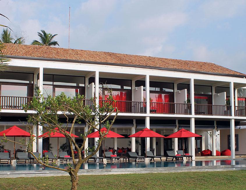 ANANDA Main Building