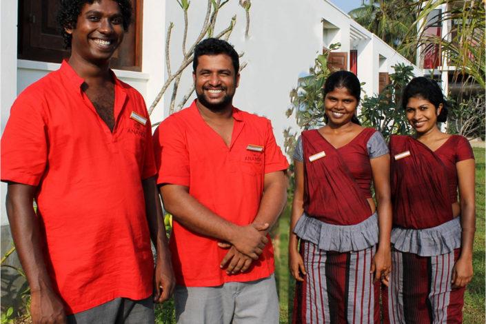 ANANDA AYURVEDA RESORT Sri Lanka